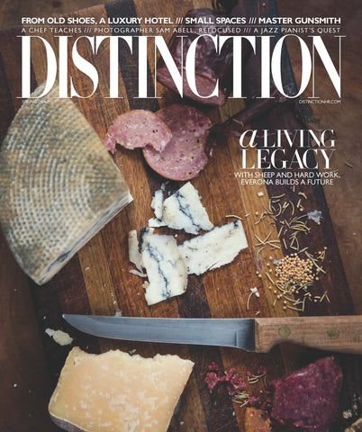 Vol. 21: Distinction Spring Edition 2014 (Magazine)