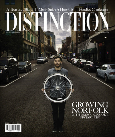 Vol. 13: Distinction Winter/Spring 2012