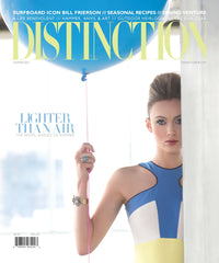 Vol. 22: Distinction Summer Edition 2014 (Magazine)
