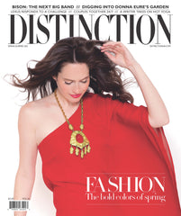 Vol. 14: Distinction Spring/Summer 2012