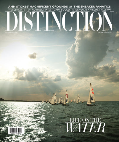 Vol. 15: Distinction Summer/Fall 2012