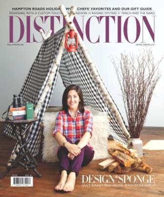 Vol. 16: Distinction Fall/Winter 2012