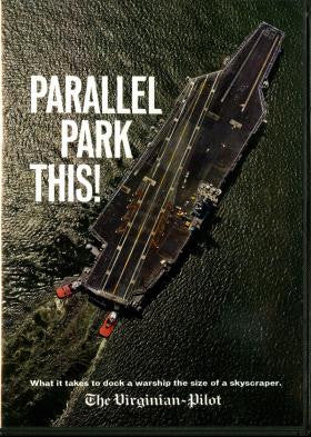 Parallel Park This! (How to Dock a Carrier)