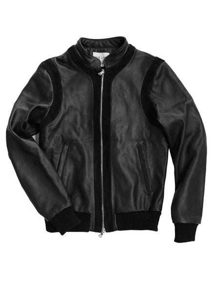 Yakuza Leather Bomber