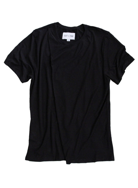 Ridge T-Shirt in Black