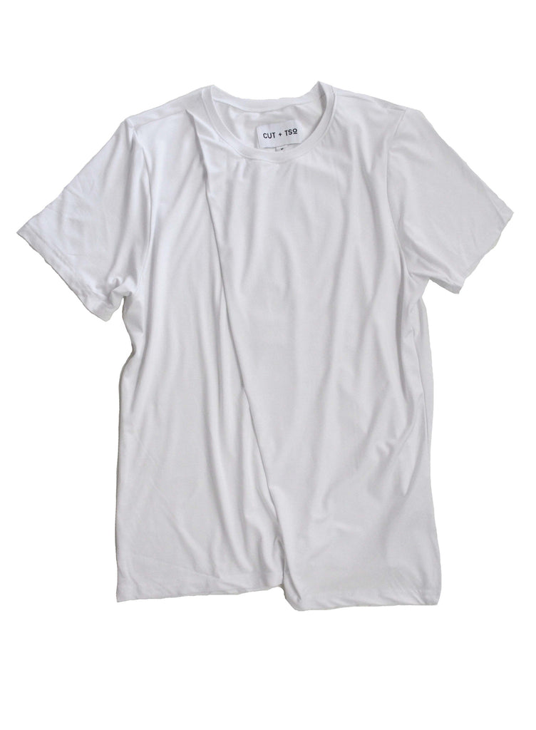 Ridge T-Shirt in White