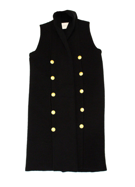 Pierre Balmain Cardigan in Black