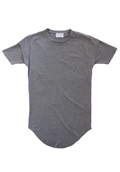 Shrug Tee in Grey