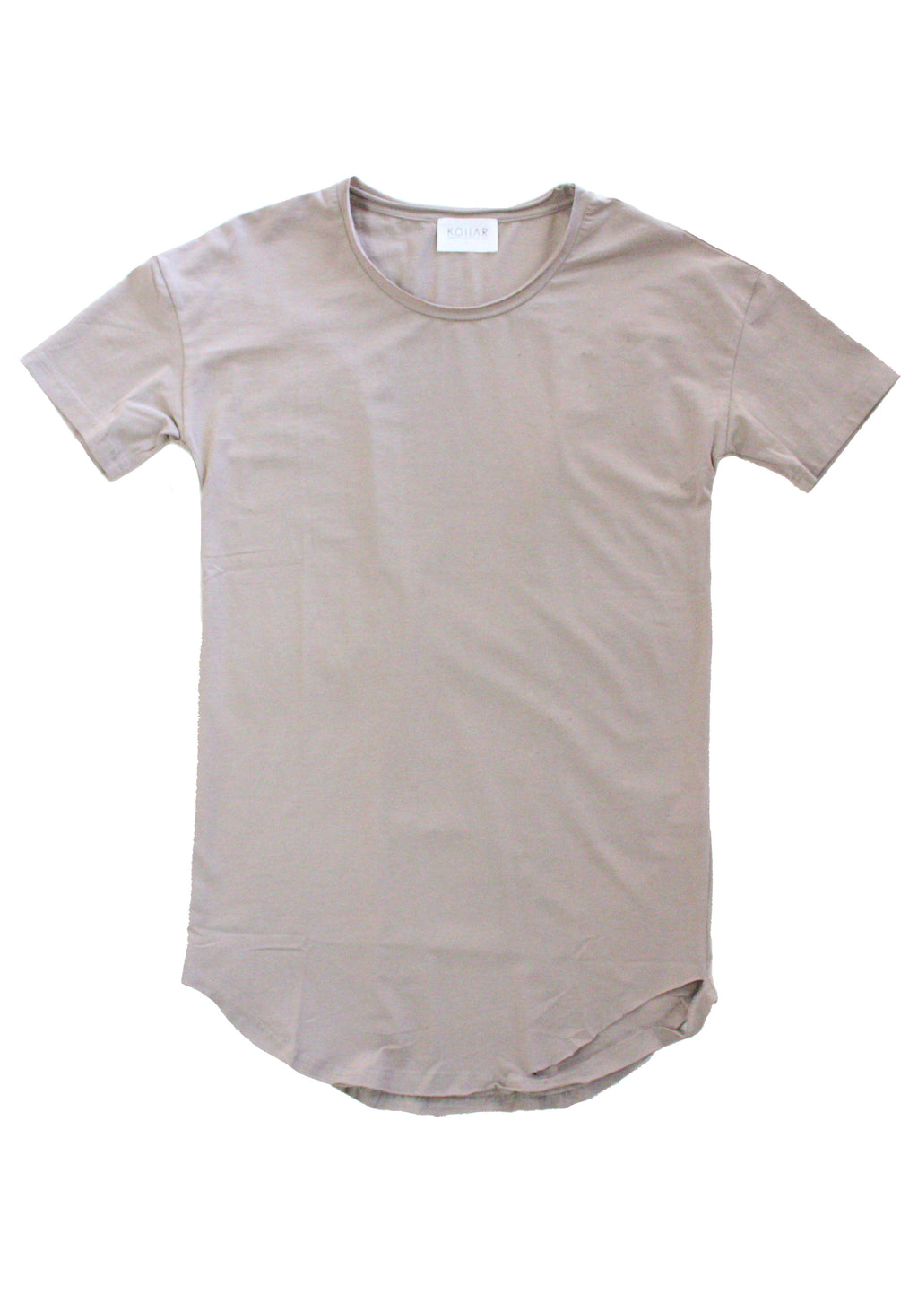 Taylor Tee in Taupe