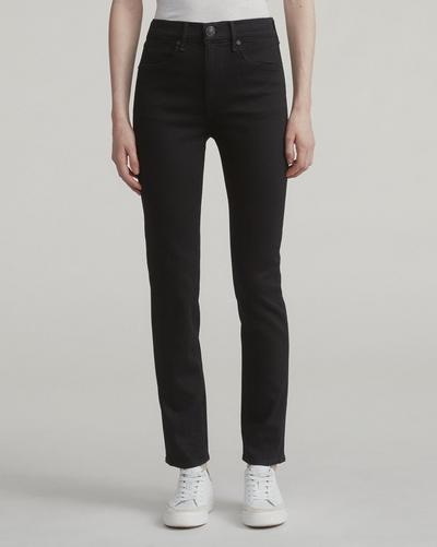 Cigarette Pant in Coal