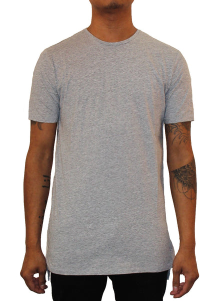 Flint Lock Tee in Gray
