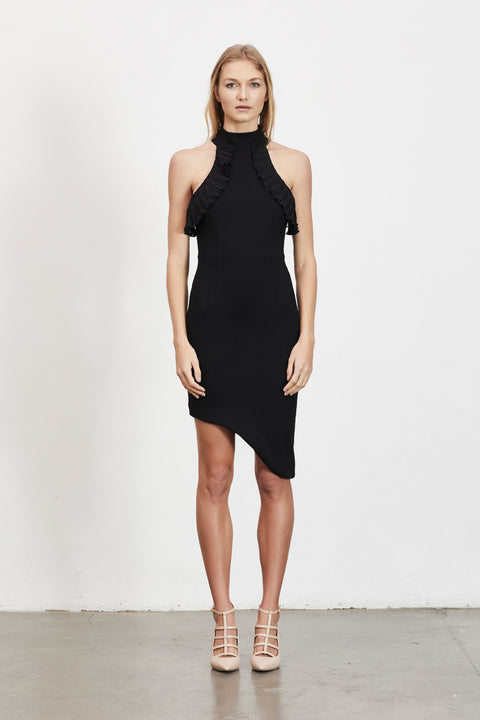 Exposition Dress in Black