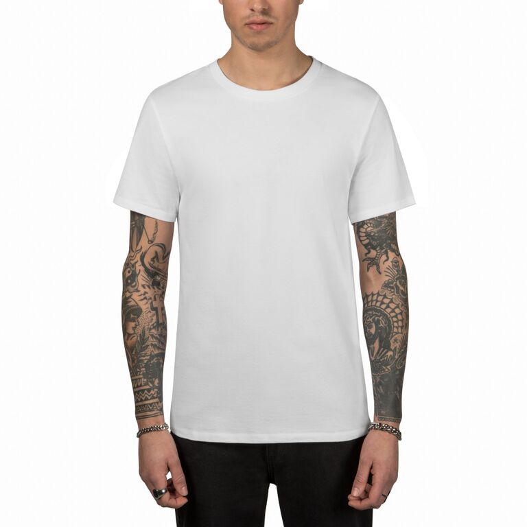 Everyday Tee in White