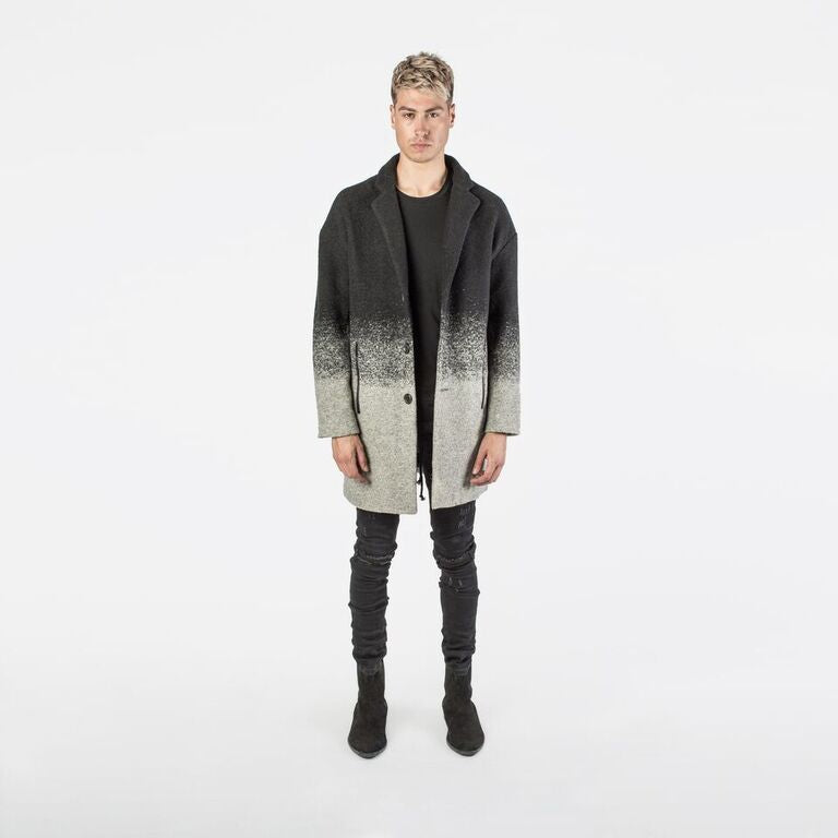 The Ombre Overcoat