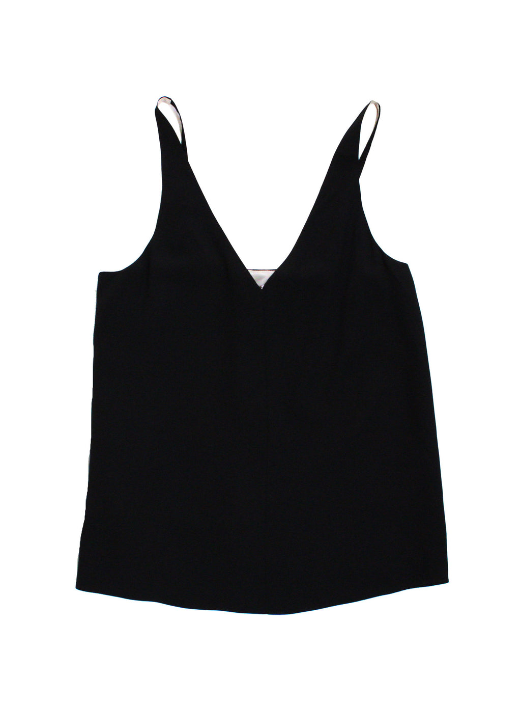 Silk V-Neck Cami