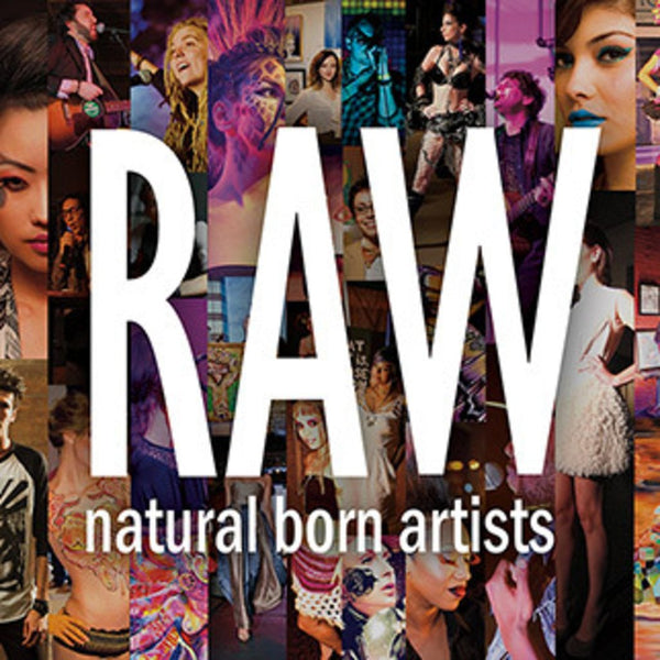 Announcing Our First Fashion Runway Show RAW Art Showcase  Aug 14th, 2019 Hollywood, CA