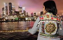 Load image into Gallery viewer, Boho Chic The Sage Jacket