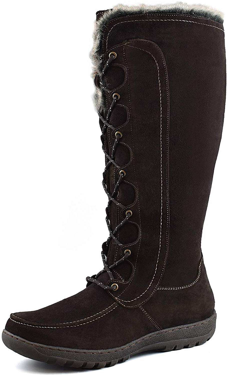 Moda Women's Warm Insulated Winter Boots Warsaw