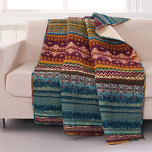 Load image into Gallery viewer, Cotton Boho Chic Southwest Throw