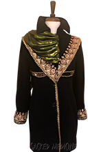 Load image into Gallery viewer, Empress Wool Long Coat