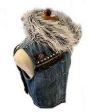 Load image into Gallery viewer, Boho Cosmic Traveler Vest