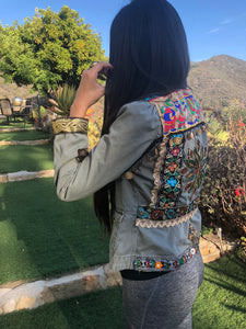 Boho Chic The Sage Jacket