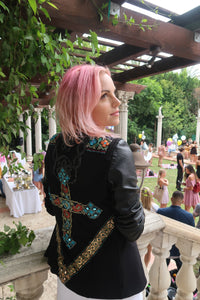 Boho Chic The Priestess Jacket