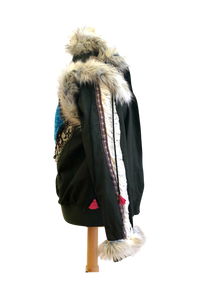 Boho ChicMen's Peaceful Warrior Jacket