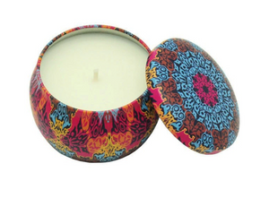 Smokeless Scented Soy Candle
