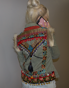 The Shaman Chic Jacket