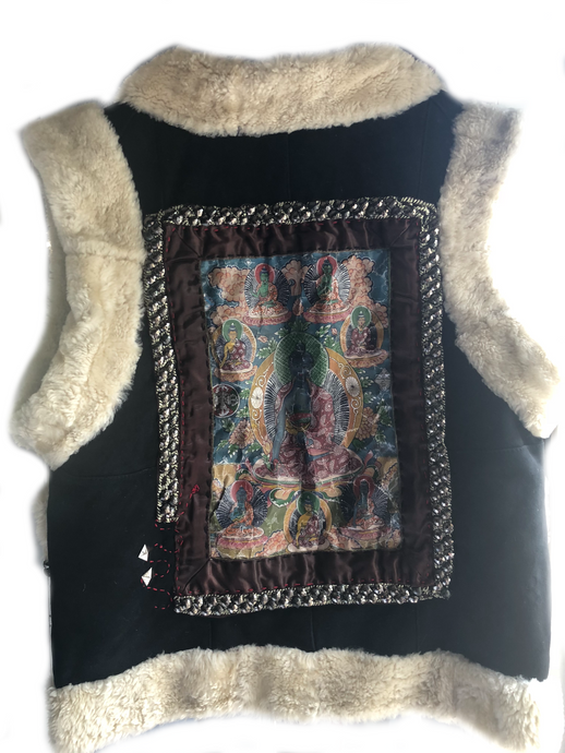The Ancient Monk Vest