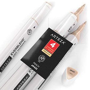 ARTEZA Everblend Art Markers, Set of 120 Colors,