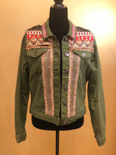 Load image into Gallery viewer, Boho Chic Gilded Heart Jacket