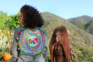 Boho Chic The Yogi Jacket