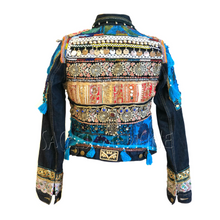 Load image into Gallery viewer, Boho Chic The Rockstar Jacket