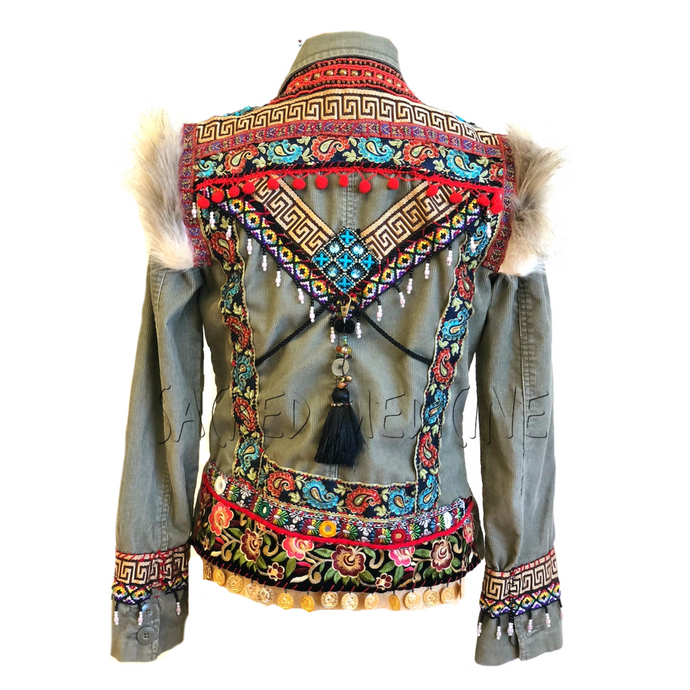Boho Chic The Shaman Jacket