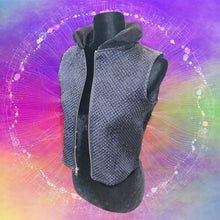 Load image into Gallery viewer, Spacey Tubular Collar Vest