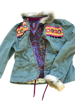 Load image into Gallery viewer, Boho Chic The Yogi Jacket