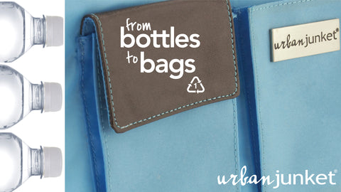 From bottles to bags
