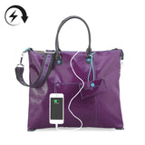 3-Way Convertible Bag + Portable Charger