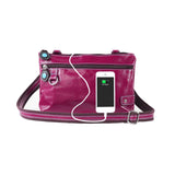 Carly Crossbody + Portable Charger