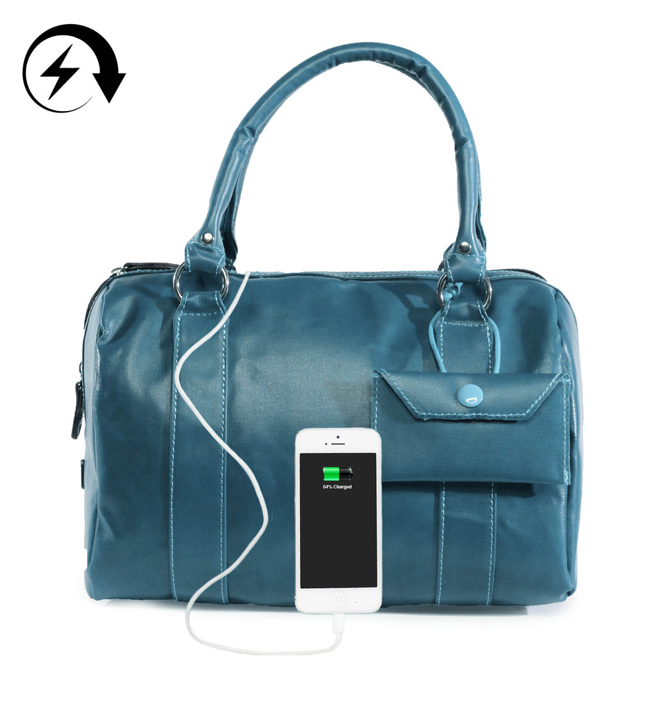 Kelsey Crossbody Handbag + Portable Charger