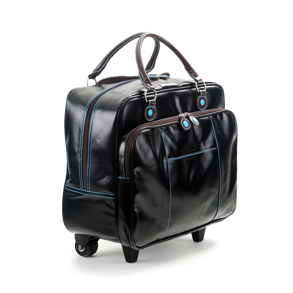 Factory Seconds-Kristen Wheeled Laptop Bag