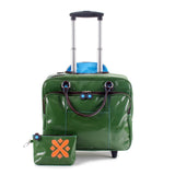 Camo Kristen Wheeled Laptop Bag