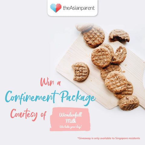 Wonderfull Milk and The Asian Parent March 2020 Giveaway
