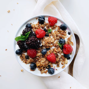 Granola - Blueberry Walnut Lactation Granola -Wonderfull Milk