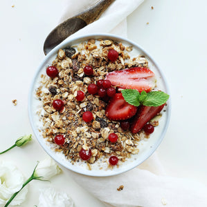 Muesli - Cranberry Raisin Lactation Muesli -Wonderfull Milk
