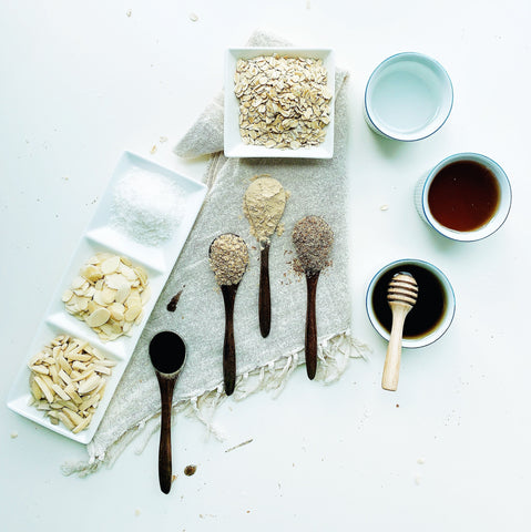 Granola - Customise your Lactation Granola (Email for quote) -Wonderfull Milk
