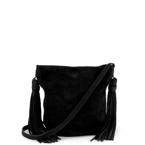 Asakapae Mini Crossbody Black