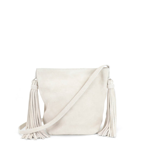 Asakapae Mini Crossbody Cream